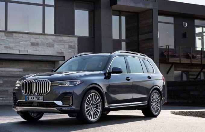 New BMW Model - The X7