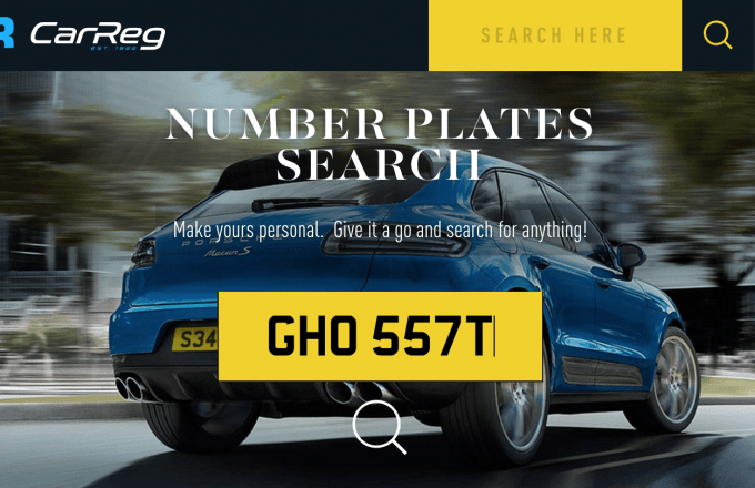 DVLA Private Number Plate Auction February 2019
