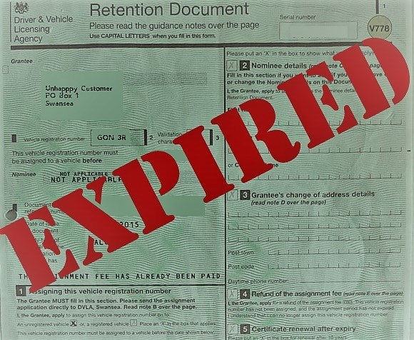 Expired DVLA Certificate? We Have The Answer!